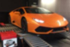 Lamborghini Dyno