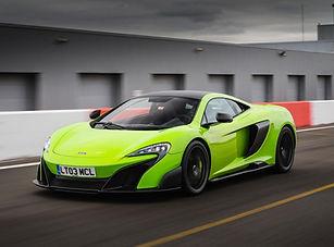 McLaren 650 675 Remap