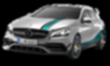 Mercedes A45 AMG Tuning
