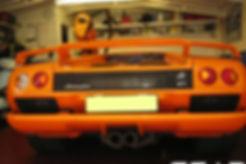 Lamborghini Servicing