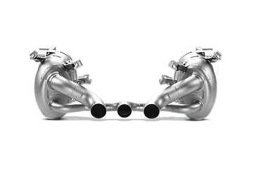 Ferrari Akrapovic Exhaust