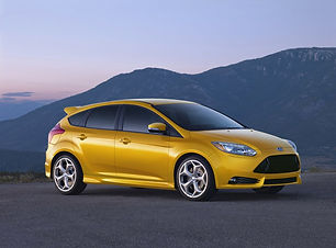 Ford Focus ST MK3 Tuning