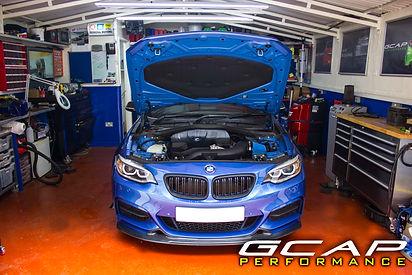 BMW M235i Remap