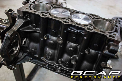 GCAP forged engine build