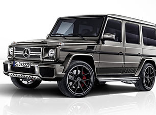 Mercedes G63 Remap