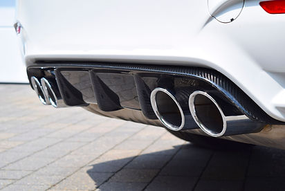 BMW M3 Exhaust