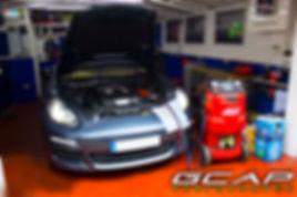 Porsche Air Conditioning