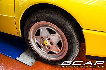 Ferrari Wheel Refurb