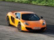 McLaren MP4-12c Remap