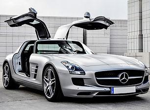 Mercedes SLS AMG Remap