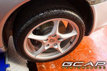 Porsche Wheel Refurb