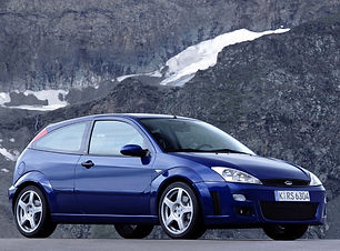 Ford Focus RS MK1 Tuning