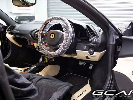 Ferrari 488 Security Upgrades