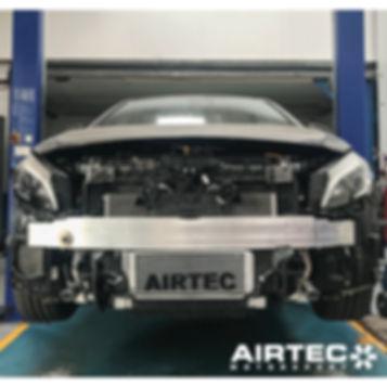 Mercedes A45 AMG Airtec