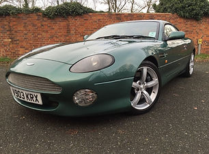 Aston Martin DB7 Tuning