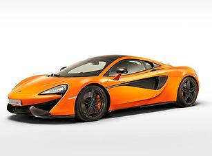 McLaren 540 570 600 remap