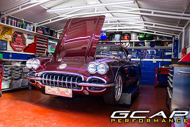 Corvette C1 UK