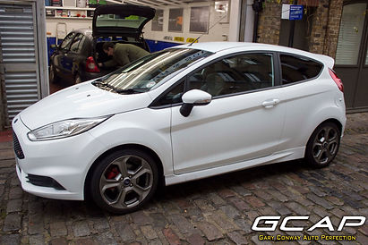 Ford Fiesta ST Remap