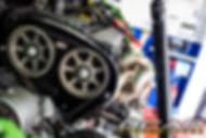 Corsa E VXR racing cams