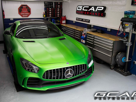 AMG GTR Stage 2 Tuning