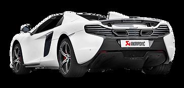 McLaren 650 Tuning