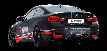 GCAP BMW M4