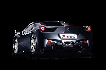 Ferrari Tuning London