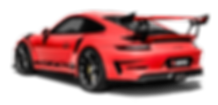 Porsche GT3 RS Remap