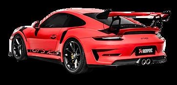 Porsche GT3 RS Remap