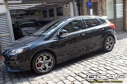 Ford Focus ST Remap