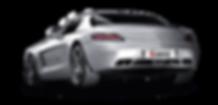 Mercedes SLS Tuning