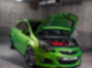 Corsa D VXR Tuning