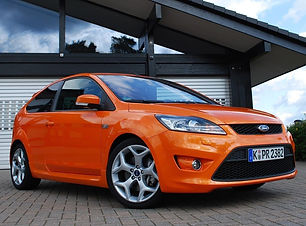 Ford Focus ST MK2 Tuning