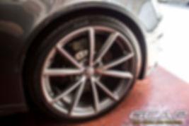 Audi Wheel Refurb
