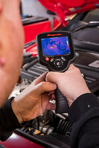 Snap On thermal imaging