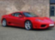 Ferrari 360 Servicing Tuning