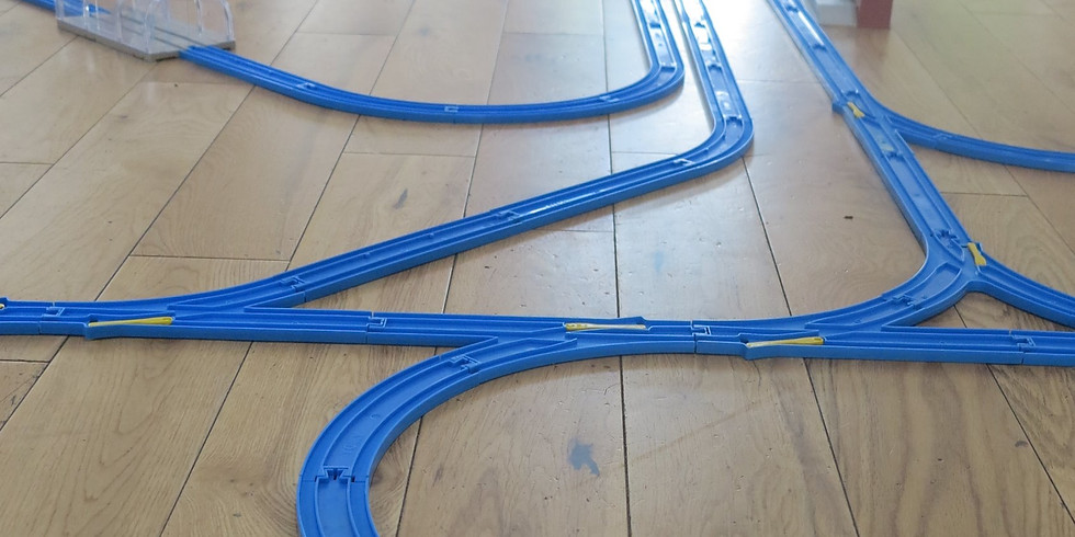 Tracks, Trains, and Small World Role Play, SOUTHGATE, PIZZA EXPRESS