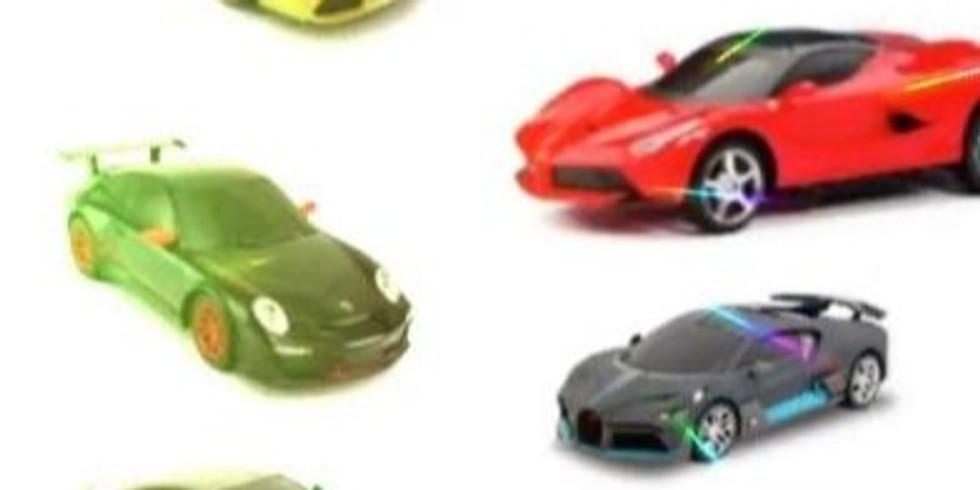 STAY:RACE:LEARN- INDOOR RACING