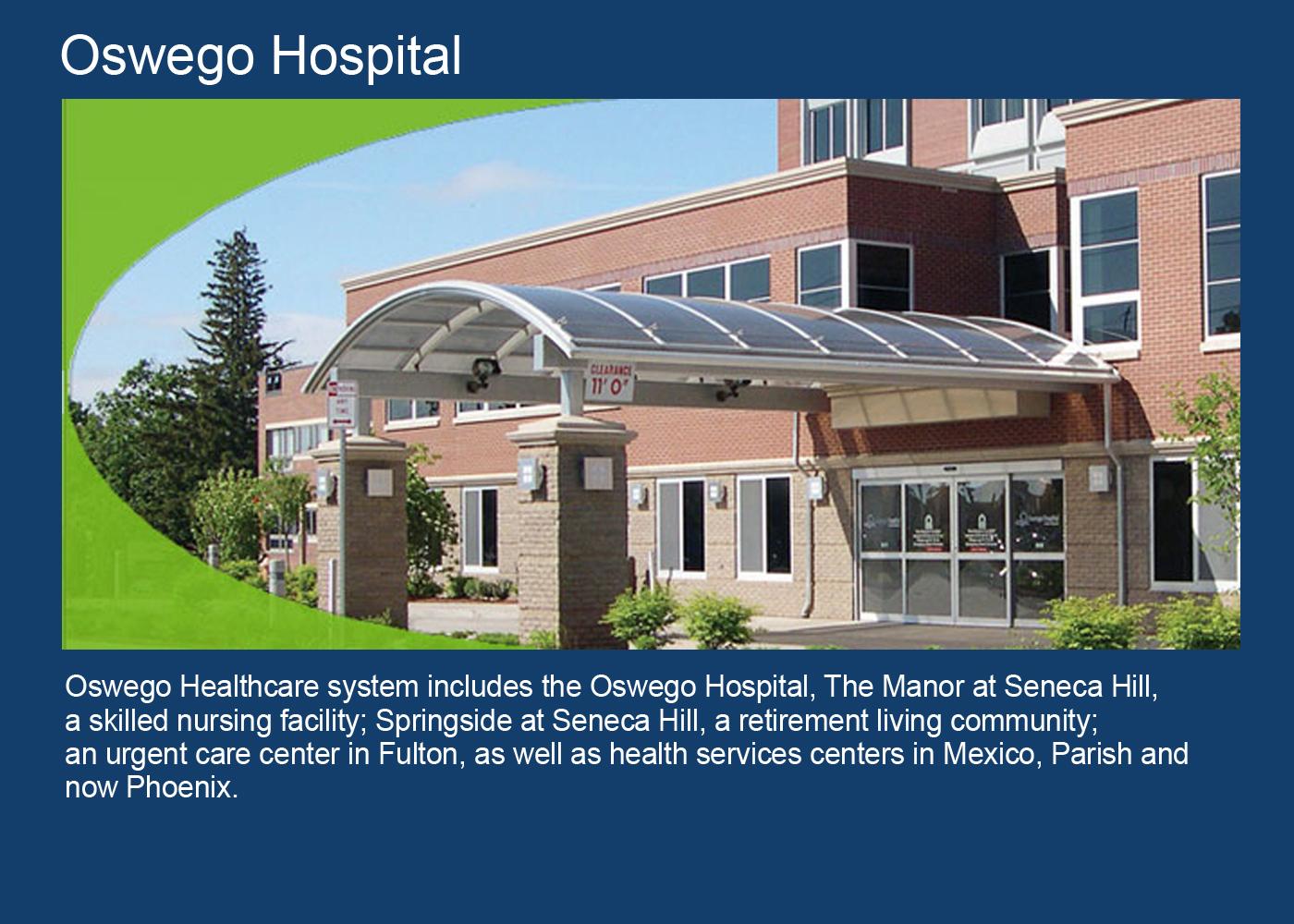 Oswego Hostpital