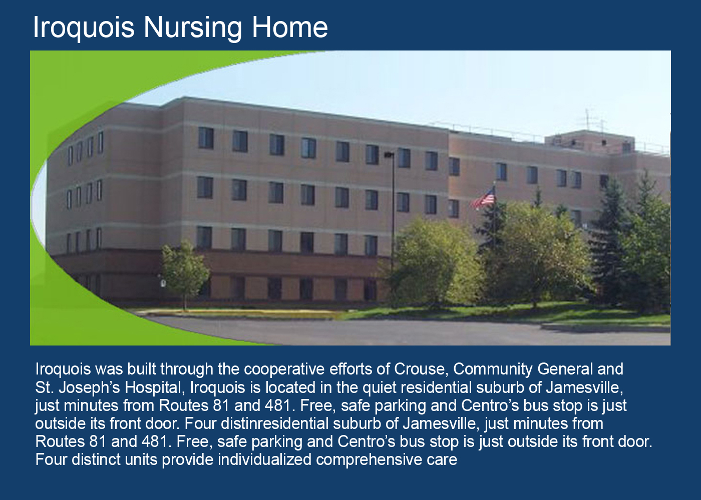 Iroquois Nursing Home