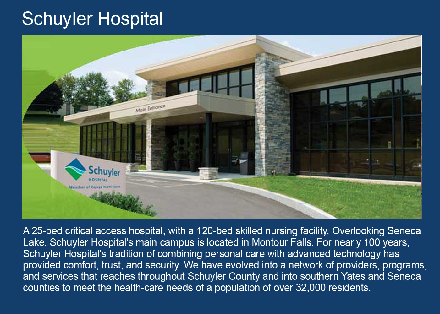 Schyuler Hospital