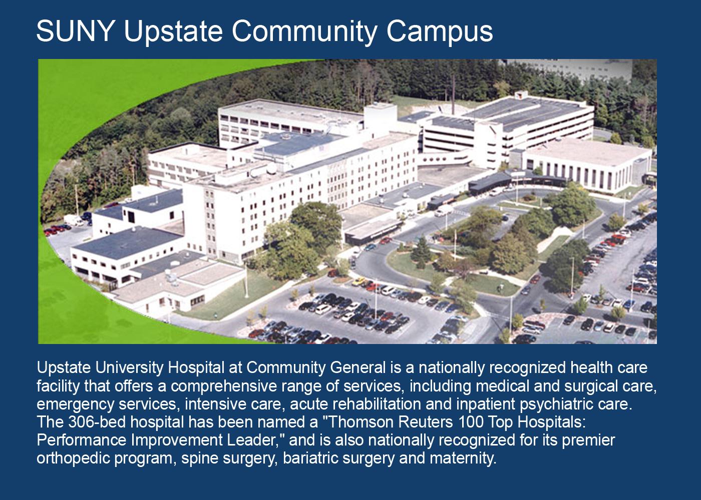 SUNY Upstate Community