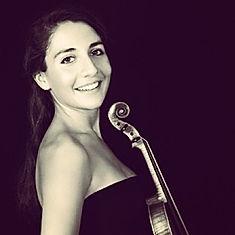 Violinist professional, Rallia Fafalios, Soul N Passion