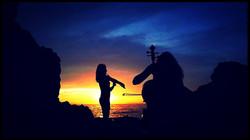 SnP sunset colours