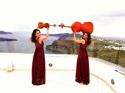 Santorini String Duet