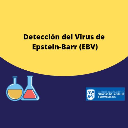 Detección del Virus de  Epstein-Barr,EBV