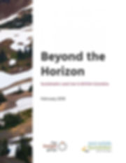 Beyond the Horizon: Sustainable Land Use Trends and Opportunities