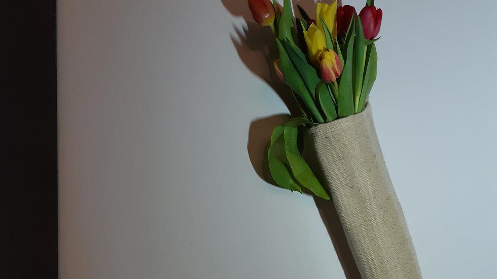Vaza textila mare