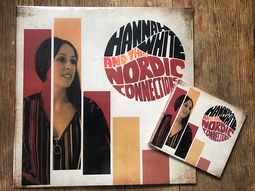 BUNDLE - SIGNED CD & Vinyl - Hannah White & The Nordic Connections