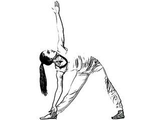 Utthita Trikonasana (Triangle Pose)